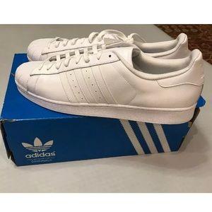 Adidas Superstar Foundation white men's size 20